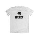 MTN T-shirt Big Logo (white) - l